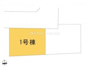1号棟_全体区画図