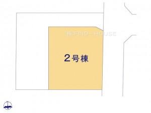 2号棟_全体区画図