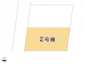 小平市津田町第5_2号棟_全体区画図_0361809