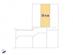 小平美園町2期_B号棟_全体区画図_0420844