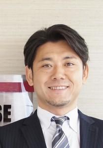 代表:佐藤正臣