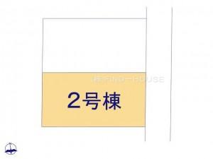小平市花小金井 第15_2号棟_全体区画図_0429889