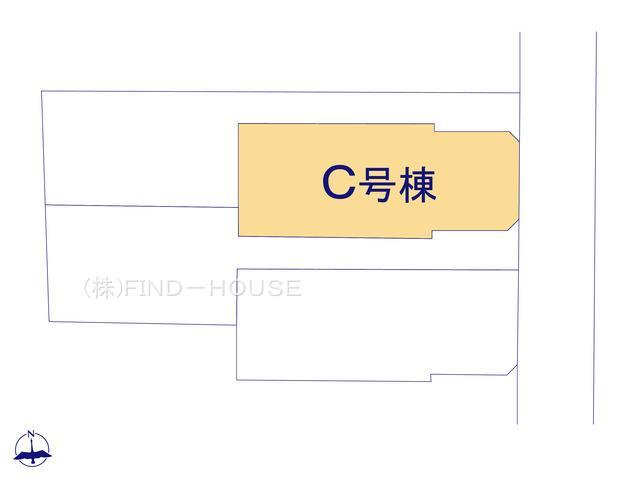 C号棟区画図