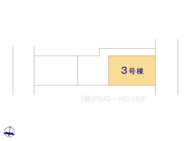 3号棟区画図