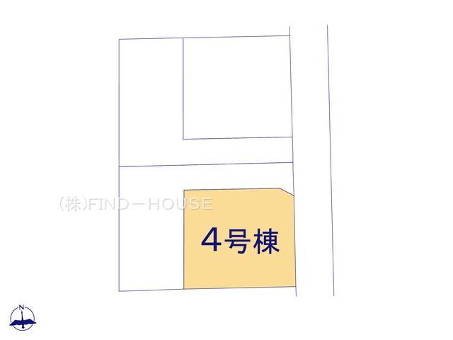 4号棟区画図